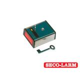 Boton De Panico No Seco-larm Ss-078q 1a Con Llave