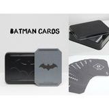 Batman Playing Cards - Abeja Espacial