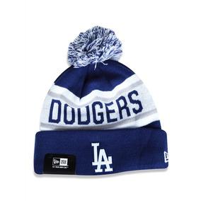 Gorro Touca New Era Biggest Fan Re Los Angeles Dodgers Azul 36d87f3aa7e