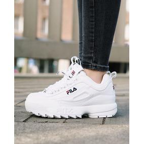 Zapatillas Fila Disruptor Para Dama