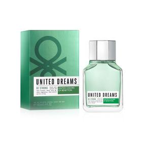 Perfume United Dreams Of Benetton 3.4 Onzas 100 Ml De Hombre