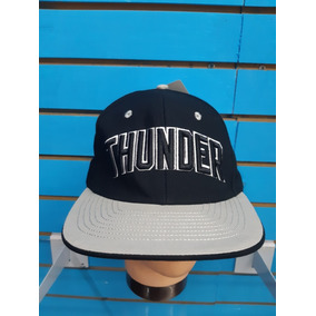 Gorra Nba Oklahoma Thunder Plana Unitalla Nueva Original 0c7cd5fb57b