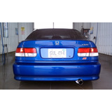 Lip Tracero Honda Civic 1999-2000 Type R