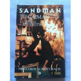 Sandman - Prelúdios E Noturnos. Rara. Conrad (usado)