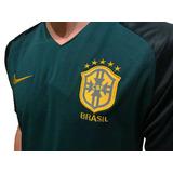 Camisa Seleção Brasileira Goleiro Verde - Futebol no Mercado Livre ... c602752848d28