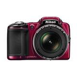 Cámara Digital Nikon Coolpix L830 16 Mp Cmos Con Lente Nikk