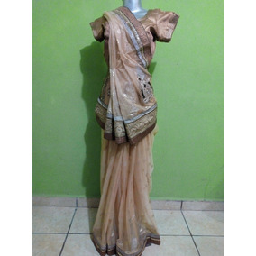 Saree Hindu, Bollywood Style Incluye Blusa