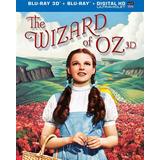 Blu-ray The Wizard Of Oz / El Mago De Oz (1939) 3d + 2d