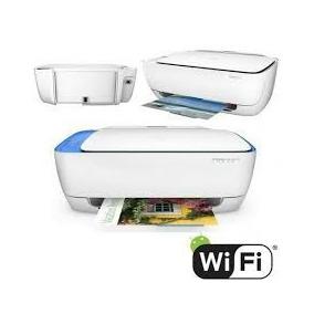 Impressora Hp Multifuncional Wifi Jato De Tinta 3632