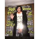 Revista Rolling Stone Charly Garcia Ed. Especial Numero 50