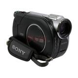 Como Nuevo!! Handycam Sony Dcr-dvd308 25x Tienda/garantía