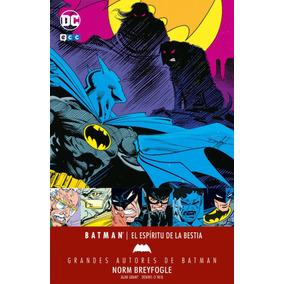 Batman De Norm Breyfogle El Espiritu De La Bestia Ecc España