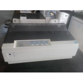 Impresora Epson Lx-300+ii Matriz De Puntos Usado