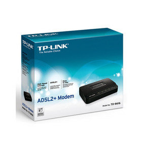 Modem Adls Td-8616 Tp Link