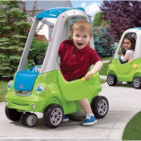 Carrito Montable Easy Turn Coupe Verde Niño Bebe