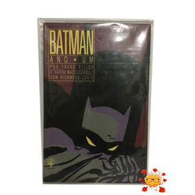 Revista Batman Ano Um - Para Colecionadores - Anos 80