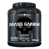 Mass Gainer 3kg Ganho De Peso E M.muscular Frete Grátis