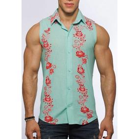 Camisa Co Floral Rosa Premium