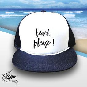 Bone Beach Please - Bonés para Masculino no Mercado Livre Brasil e6e08a17c8d