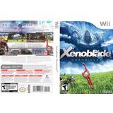Juego Xenoblade Chronicles Para Nintendo Wii
