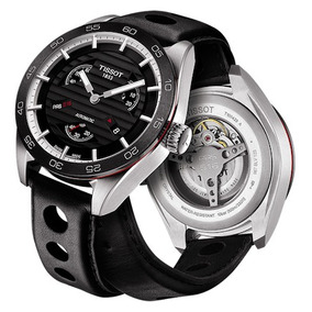 595800df0ec Relogio Tissot Prs 516 T1004281605100 Automatic Small Second