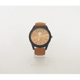 Relógio Masculino adidas Com Pulseira De Couro