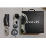 Samsung Gear 360 2017, 4k, Impecable, En Caja