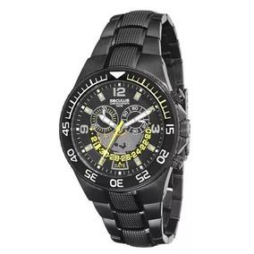 Relógio Masculino Seculus Cronografo Leia O Anúncio