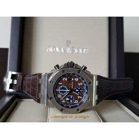 f356aaac950 Relógio Eta - Modelo Ap Roo Havana Brown Dial Sihh2018 42mm. R  3.999