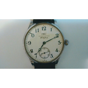 5af87d41730 Relogio Iwc Portuguese - Relógios no Mercado Livre Brasil