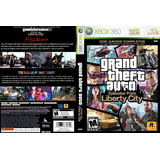 Grand Theft Auto-episodes From Liberty City Xbox 360