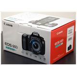 Camara Canon Eos 60d Como Nueva
