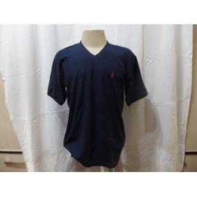 Camiseta Polo By Ralph Lauren Masculina Gola Em V Original cf249aae59c