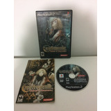 Juego Ps2 Castlevania Lamment Of Innocence