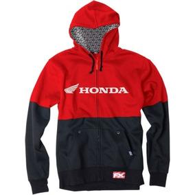 Sudadera C capucha Factory Effex Honda P hombre C zíper 2xl b4645f0259e