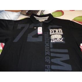 Camisa Longline Masculina Gola Polo Esporte Coqueiros Psico · Camisa Gola  Polo Xxl Várias Cores Importada Ecko Izod Lindas b4737f2f502c4