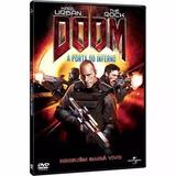 Dvd Doom A Porta Do Inferno Lacrado Original
