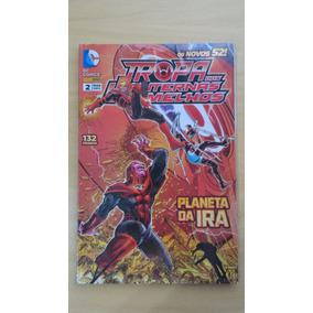 Tropa Dos Lanternas Vermelhos (os Novos 52) #02