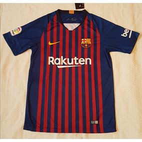 e4544960ce Camiseta Barcelona Nike Oficial Match Messi - Camisetas de Clubes ...