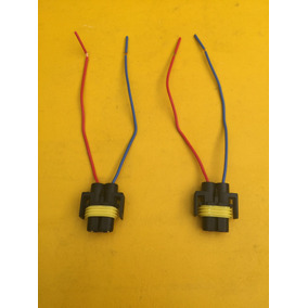 Par Plug Conector H11 Farol Milha Ford Ranger 2013 A 2016