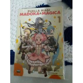 Mangás - Puella Magi Madoka Magica - Volumes 1 Ao 3