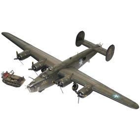 B-24d Liberator Esc. 1/48 (rev855625)