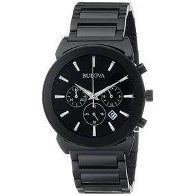 Elegante Reloj Caballero Bulova 98b215 Nuevo Envio Gratis