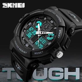 Relógio Skmei Masculino1270 Original Esporte À Prova D