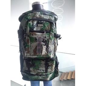 Mochila Táctica Militar Camuflajeado Remate!