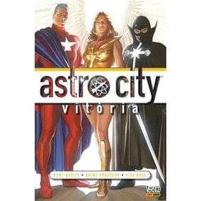 Quadrinho Astro City Vitoria