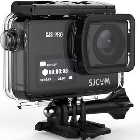 Câmera Filmadora Sjcam Sj8 Pro Wifi 4k 60fps Ambarella Sony