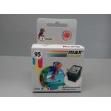 Cartucho Max Color Mci-8766 Para Hp X 10 Unidades