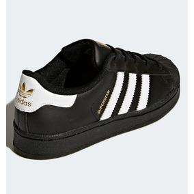 89261e3f49 Adidas Superstar Preto - Adidas Casuais no Mercado Livre Brasil