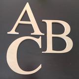 Letras Personalizadas En Madera 15cm